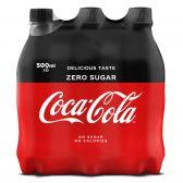 Coca Cola Zero klein 6-pack