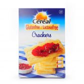 Cereal Gluten free crackers