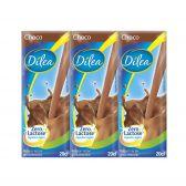 Dilea Chocolademelk 3-pack