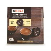 Delhaize Espresso 08 koffiecapsules klein