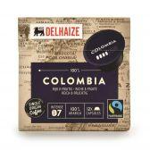Delhaize Koffie capsules Colombia