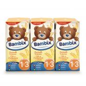 Bambix Grow milk with grains (from 1 year)