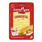 Entremont Emmental kaas plakken