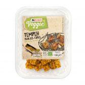 Delhaize Tempeh blokjes kerrie vegetarisch (alleen beschikbaar binnen Europa)
