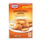 Dr. Oetker Sand cookies preparation mix