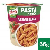 Knorr Arrabiata pasta snack