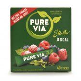 Pure Via Zoetstof stevia sticks