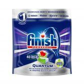 Finish Quantum ontvetter dish washing tabs