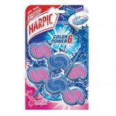 Harpic WC-blok wave blauw water
