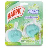Harpic Hygienische steen nature fresh lavendel