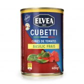 Elvea Cubetti tomato cubes with basil