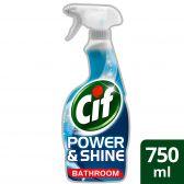 Cif Reinigingsmiddel spray power & shine badkamer