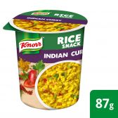 Knorr Curry rice snack