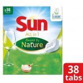 Sun Ecologic dish washing tabs