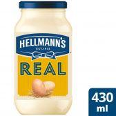 Hellmann's Mayonnaise with eggs large