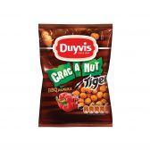 Duyvis Crac a nut pindanootjes tiger BBQ paprika