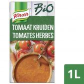 Knorr Biologische tomaten kruiden soep