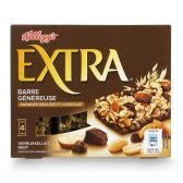 Kellogg's Extra multigrain bars with chocolate and roasted almonds