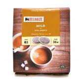 Delhaize Milde koffiepads