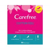Carefree Pantyliners cotton