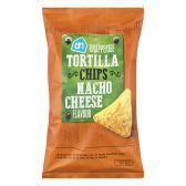 Albert Heijn Tortilla chips nacho cheese