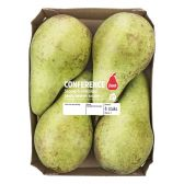 Albert Heijn Conference hand pears (at your own risk)