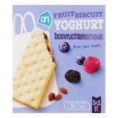 Albert Heijn Yoghurt fruitbiscuit bosvruchten