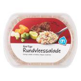Albert Heijn Rundvleessalade (voor uw eigen risico)