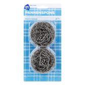 Albert Heijn Stainless steel pan sponges