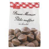 Bonne Maman Petits muffin chocolate biscuits
