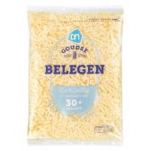 Albert Heijn Geraspte Goudse belegen kaas 30+ (voor uw eigen risico)