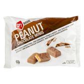 Albert Heijn Basic peanut chocolate minis
