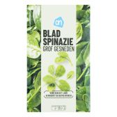 Albert Heijn Chopped leaf spinach cubes (only available within Europe)