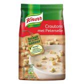 Knorr Soepcroutons met peterselie