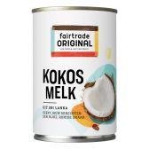 Fair Trade Original Cocos milk large