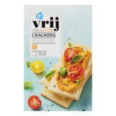 Albert Heijn Vrij van gluten crackers