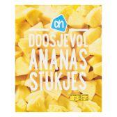 Albert Heijn Doosjevol ananasstukjes (alleen beschikbaar binnen Europa)