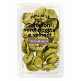 Albert Heijn Verse tortelloni verdi ricotta e spinaci (voor uw eigen risico)