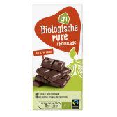 Albert Heijn Organic dark chocolate tablet