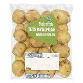 Albert Heijn Biologisch iets kruimige aardappelen (voor uw eigen risico)