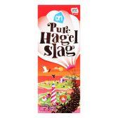 Albert Heijn Chocolade hagel puur groot