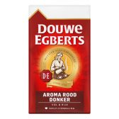 Douwe Egberts Aroma rood donker filterkoffie klein