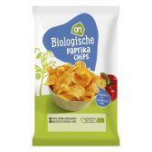 Albert Heijn Organic paprika potato crisps