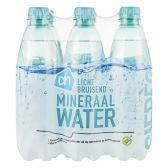 Albert Heijn Mineraalwater licht sprankelend 6-pack