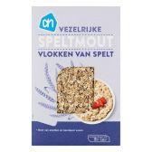 Albert Heijn Vezelrijke havermout speltmout vlokken