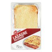 Albert Heijn Basic lasagne bolognese groot (alleen beschikbaar binnen Europa)