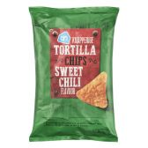 Albert Heijn Knapperige tortilla chips sweet chili