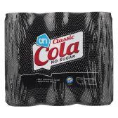Albert Heijn Cola zero 6-pack