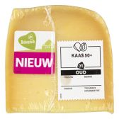 Albert Heijn Biologisch oude kaas 50+ stuk