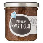 Albert Heijn Tapenade zwarte olijven